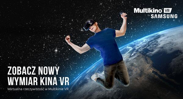 pierwsze kino VR