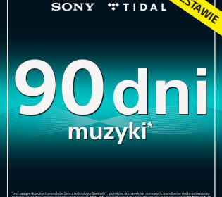 Sony i TIDAL
