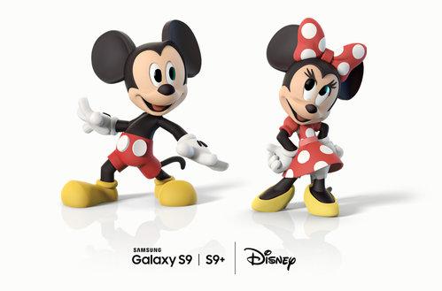 Samsung i Disney