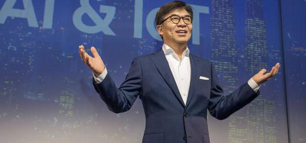 Samsung przedstawił