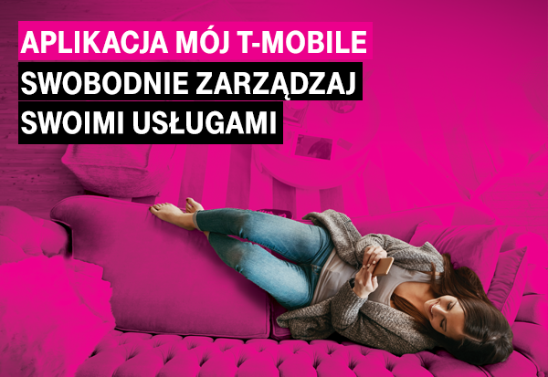 Aplikacja T‑Mobile