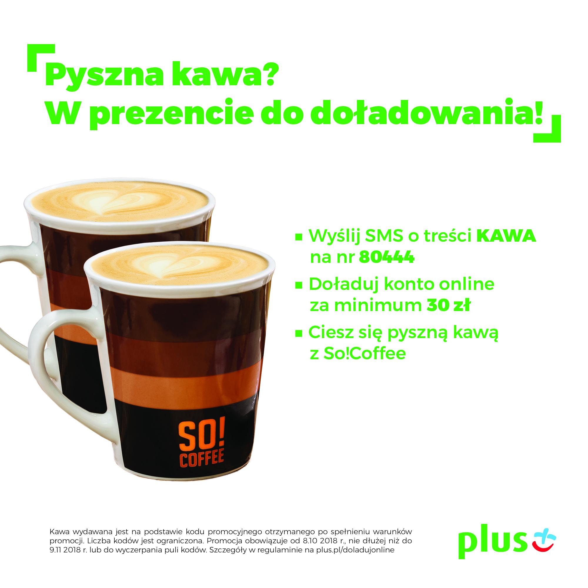 Kawa za doładowanie