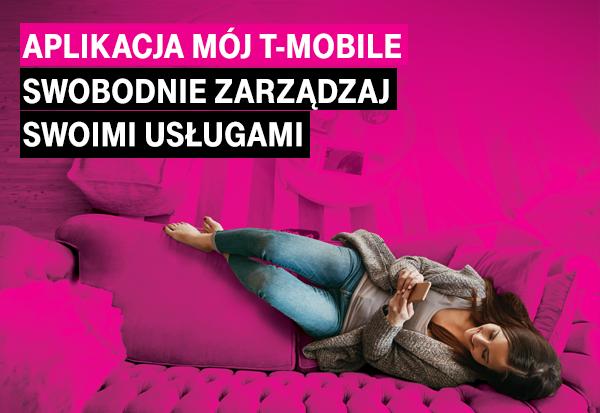 aplikacji Mój T‑Mobile
