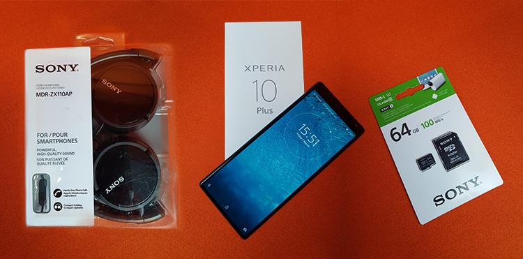 Xperia 10 i Xperia 10Plus
