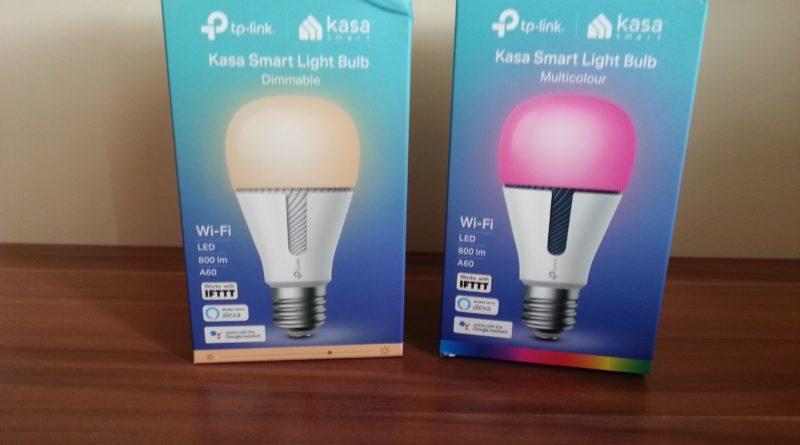 TP-Link KL110 i KL130 – żarówki sterowane aplikacją.