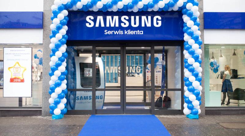 EKO niespodzinka od Samsunga za zużyte smartfony i tablety.