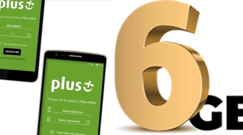 Mobilną Aplikacją Plus Online
