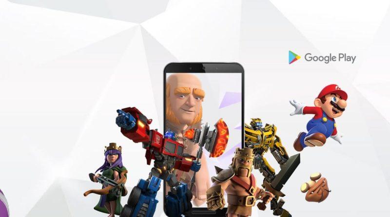 W Google Play