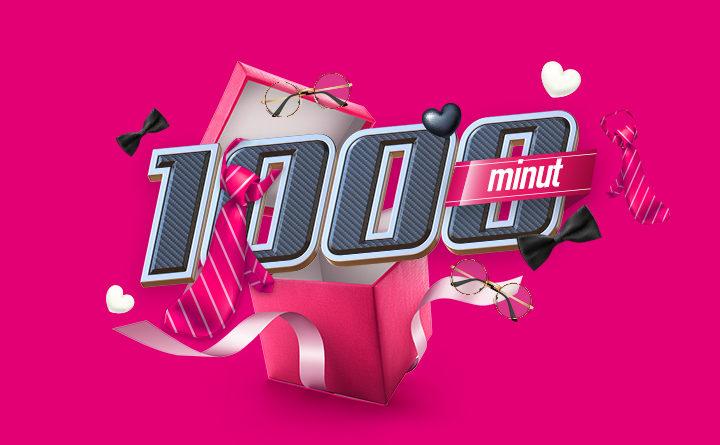1000 minut
