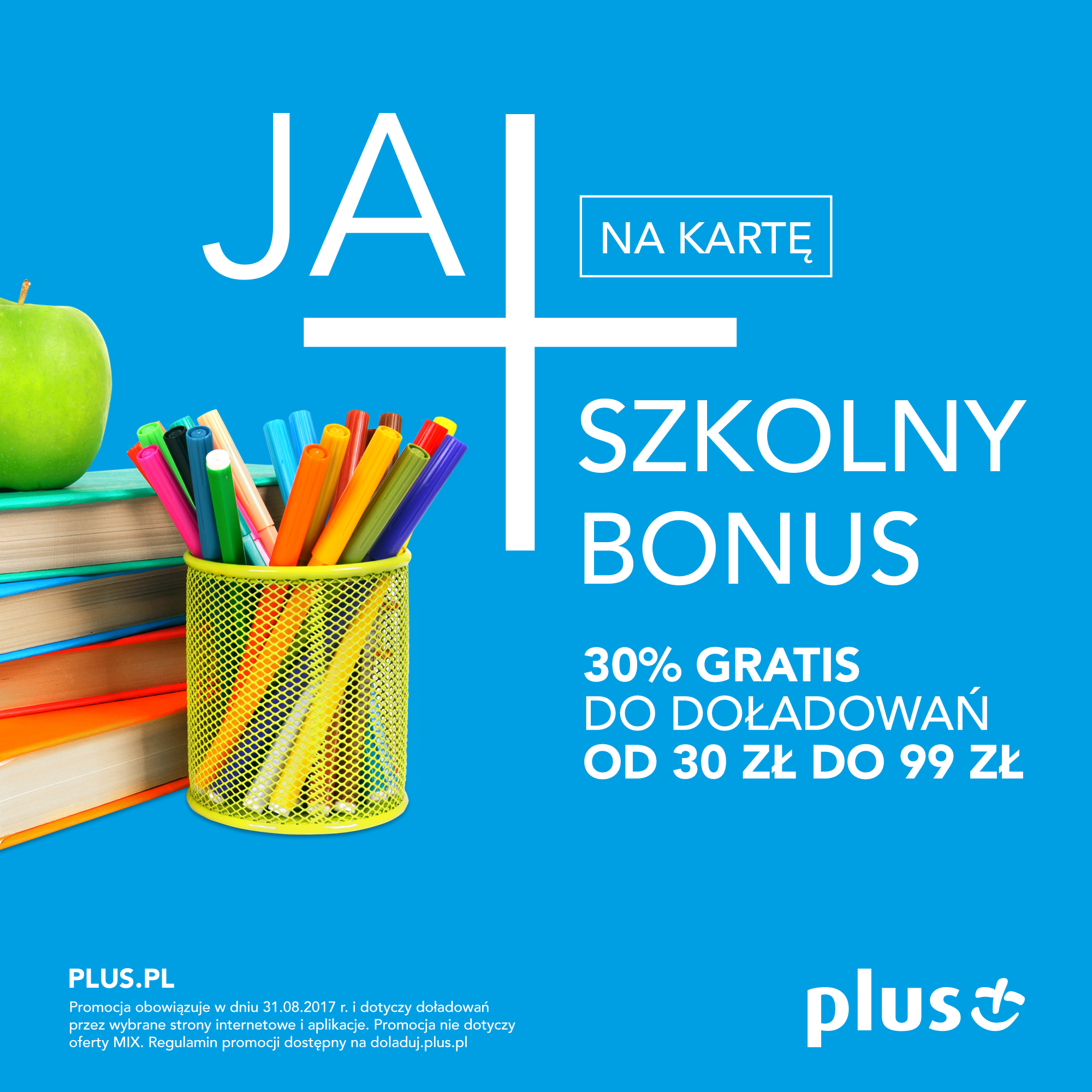 szkolny bonus