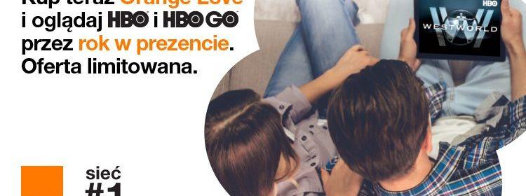 Orange Love z HBO