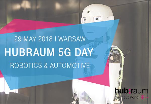 Hubraum 5G Day
