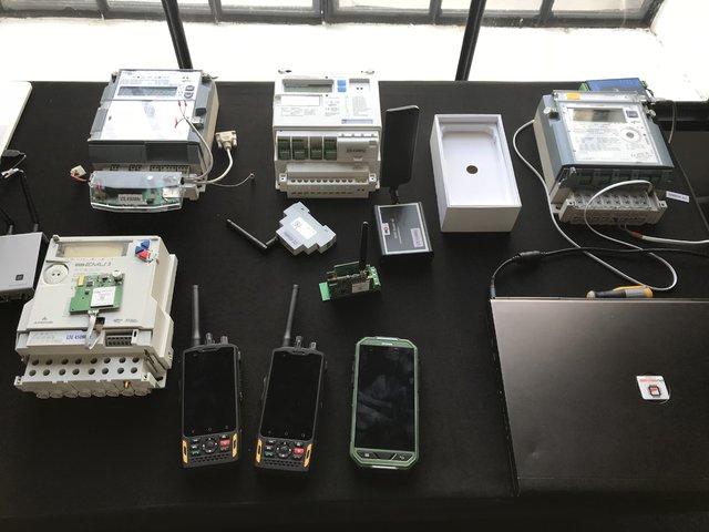 LTE 450 MHz