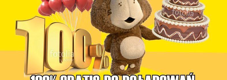 100% więcej na urodziny Plusha