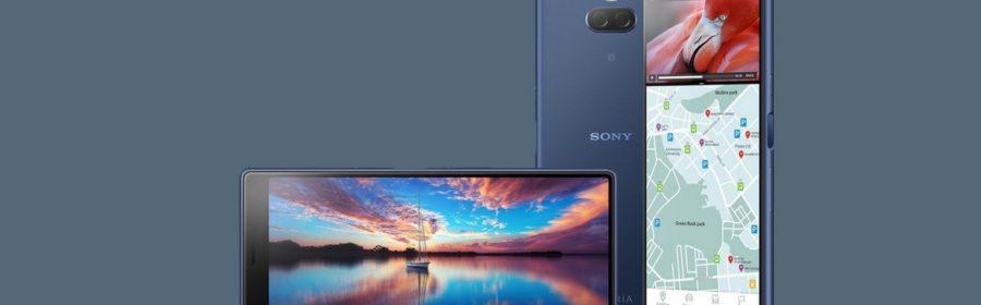 Sony XPERIA 10 w Plush ABO