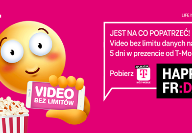 Supernet Video DVD bezpłatnie dla klientów T-Mobile