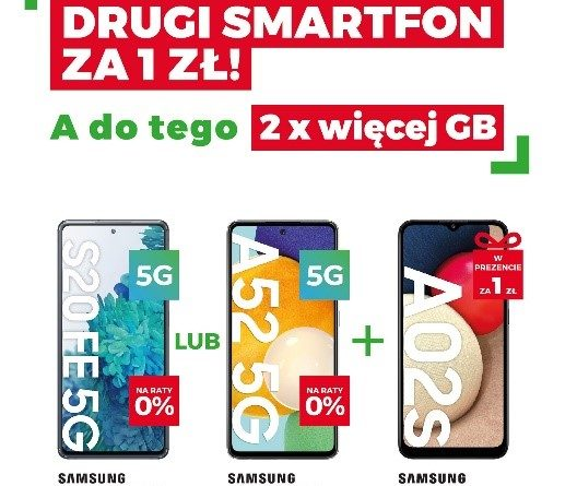 Drugi smartfon Samsung