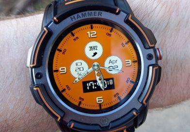 HAMMER Watch – recenzja wzmocnionego zegarka