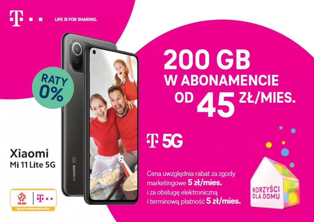 200 GB w 5G