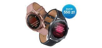 Kupując Galaxy Watch3