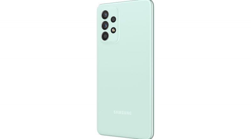 Galaxy A52s 5G aż 300 PLN zwrotu za zakup smartfonu.